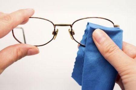 Cuidados com as lentes